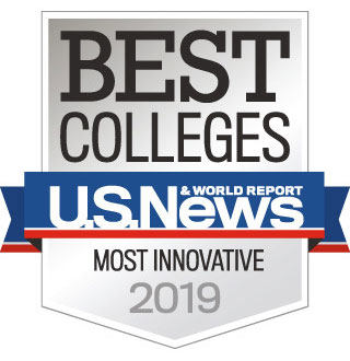 #19 in Most Innovative Schools