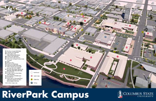 RiverPark map image