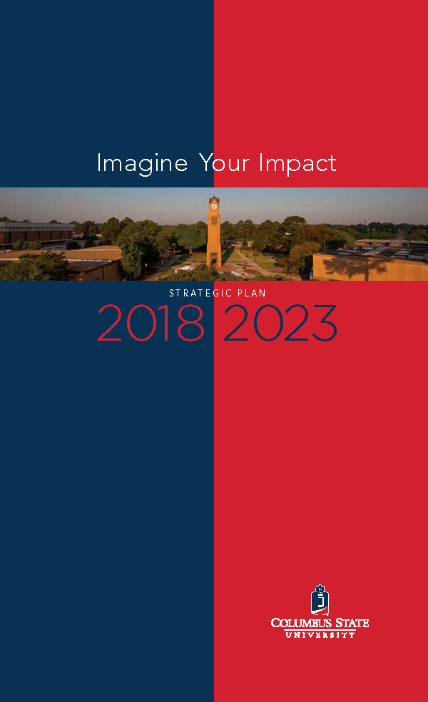 Imagine Your Impact. Strategic Plan 2018-2023. Columbus State University.